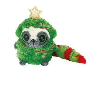 Yoohoo Yılbaşı Ağacı Kostümlü Yeşili 13cm 3+yaş