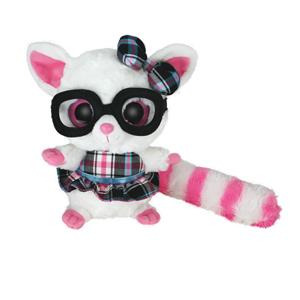 Yoohoo Pammee Siyah Gözlüklü Pembe 20cm 3+yaş