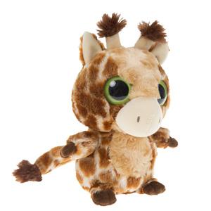 Yoohoo Zürafa Kahverengi 20cm 3+yaş