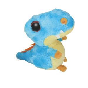 Yoohoo Trex Mavi 20cm 3+yaş