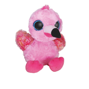 Yoohoo Flamingo Pembe 13cm 3+yaş