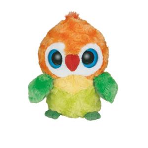 Yoohoo Cennet Papağanı Yeşil 20cm 3+yaş