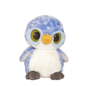 Yoohoo Soft Penguen Açık Mavi  25cm 3+yaş