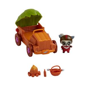 Yoohoo ve Arkadaşları Araba Oyun Seti
