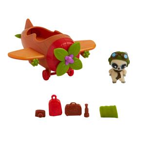 Yoohoo ve Arkadaşları Uçak Oyun Seti