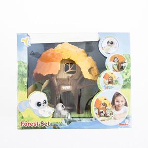 Yoohoo ve Arkadaşları Orman Oyun Set