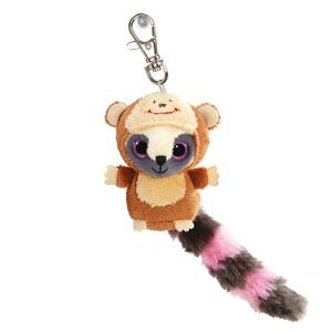 Yoohoo Anahtarlık Maymun Kahverengi 8cm 3+yaş