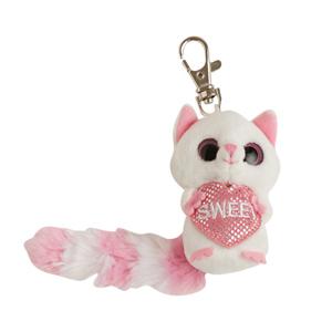 Yoohoo Anahtarlık Sweet Pembe 8cm 3+yaş