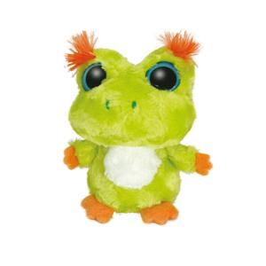 Yoohoo Boynuzlu Kurbağa 13Cm Yeşil