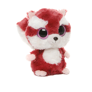 Yoohoo Sincap Kırmızı 20cm 3+yaş