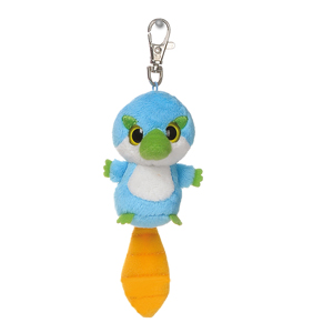 Yoohoo Anahtarlık Ornitorenk Açık Mavi 8cm 3+yaş