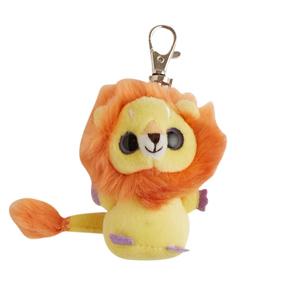 Yoohoo Anahtarlık Berberi Aslanı Sarı 8cm  3+yaş