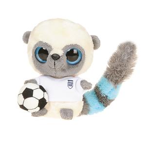 Yoohoo Futbolcu Beyaz 8cm 3+yaş