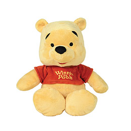 Disney Pooh Flopsies 14 cm Sarı