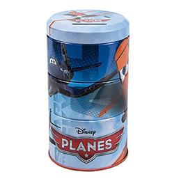 Disney Planes Metal Kumbara Mavi