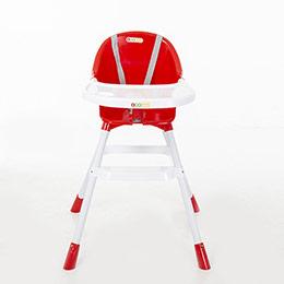 Soo Baby Mama Sandalyesi - Kırmızı