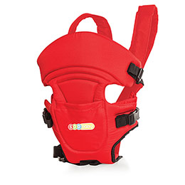 Soobaby Carrier Kanguru/Kırmızı
