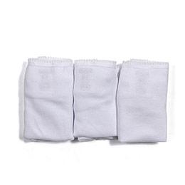 Kız Çocuk Üçlü Külot Set Beyaz (8-12 yaş)