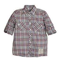 Erkek Çocuk Gömlek Turkuaz (7-12 yaş)