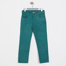 Erkek Çocuk Pantolon Zümrüt (7-12 yaş)