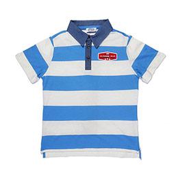 Teens Sport Kısa Kol Erkek Çocuk T-Shirt Kemik (7-12 yaş)