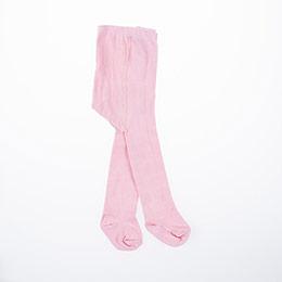 Kız Bebek Külotlu Çorap Toz Pembe (17-22 numara)