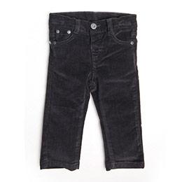 Pop Boys Erkek Çocuk Pantolon Gri (74 cm-7 yaş)