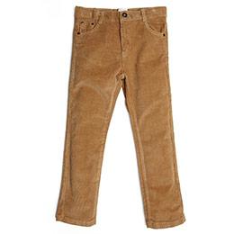 Pop Boys Erkek Çocuk Pantolon Bej (74 cm-7 yaş)