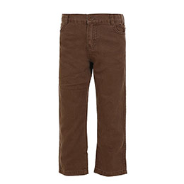 Erkek Çocuk Pantolon Tütün Kahve (74 cm-7 yaş)