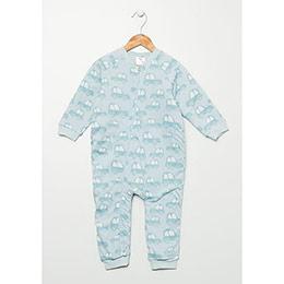 Erkek Newborn Uyku Tulumu Mavi