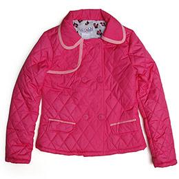 Pop Glam Kız Çocuk Ceket Fuşya (8-12 yaş)