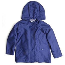 Pop Girls Kız Çocuk Yağmurluk Koyu Lacivert (8-12 yaş)