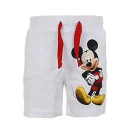 Disney Mickey Mouse Kapri Beyaz (9 ay-7 yaş)