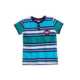 Erkek Çocuk Kısa Kol Tişört Bulut (2-7 yaş)