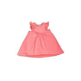 Kız Çocuk Kolsuz  Elbise Şeker Pembe (74 cm-7 yaş)