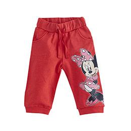 Disney Minnie Eşofman Altı Kırmızı  (9 ay-7 yaş)