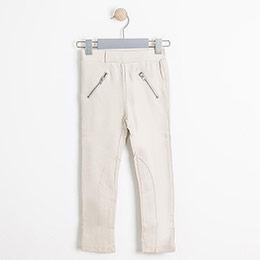 Kız Çocuk Pantolon Kum (1-12 yaş)