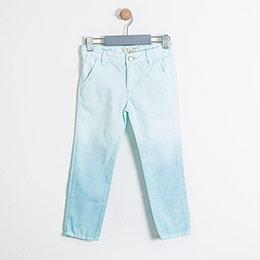Kız Çocuk Pantolon Beyaz (2-7 yaş)