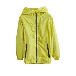 Çocuk Pop Yağmurluk Sarı (7-12 yaş)