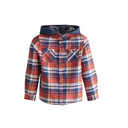 Erkek Çocuk Uzun Kol Gömlek Lacivert (3-5 yaş)