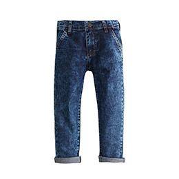 Erkek Çocuk Kot Pantolon Lacivert (1-5 yaş)