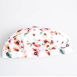 Kız Çocuk Şapka Ekru (8-10 yaş)