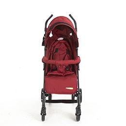 Soo Baby Juno 2 Baston Bebek Arabası Bordo