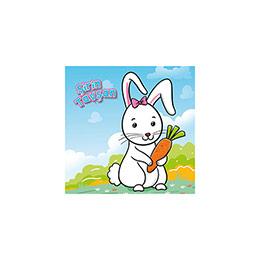 Şirin Hikayeler - Şirin Tavşan