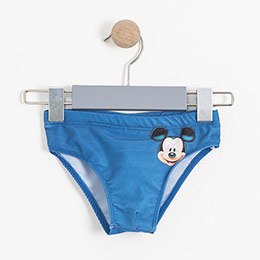Disney Mickey Mouse Erkek Çocuk Mayo Saks (2-7 yaş)