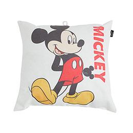 Disney Mickey Mouse Erkek Çocuk Yastık 40*40 Beyaz