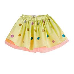 Kız Çocuk Etek Sarı (1-5 yaş)