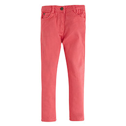 Kız Çocuk Pantolon Şeker Pembe (3-12 yaş)