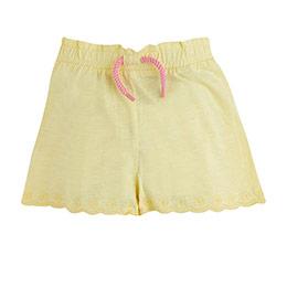 Kız Çocuk Şort Sarı (1-7 yaş)
