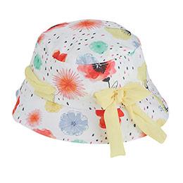 Bloom Garden Şapka Beyaz (0-2 yaş)